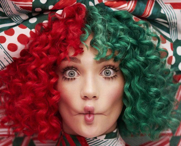 sia album craciun everyday is christmas