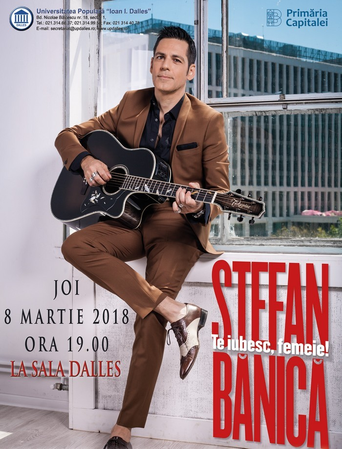 Afis - Stefan Banica