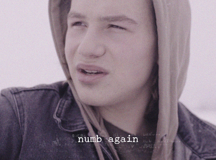 Cover NUMB AGAIN