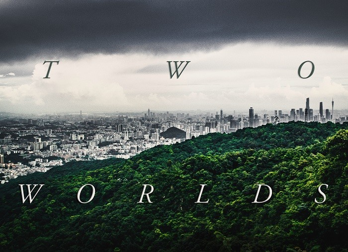 Axel Thesleff - Two worlds