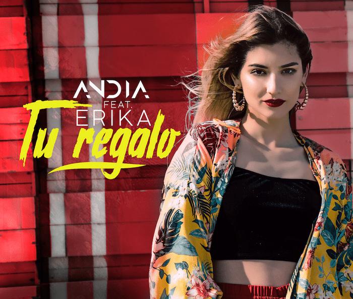 Andia feat. Erika - Tu regalo