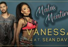 Vanessa Sean Cover