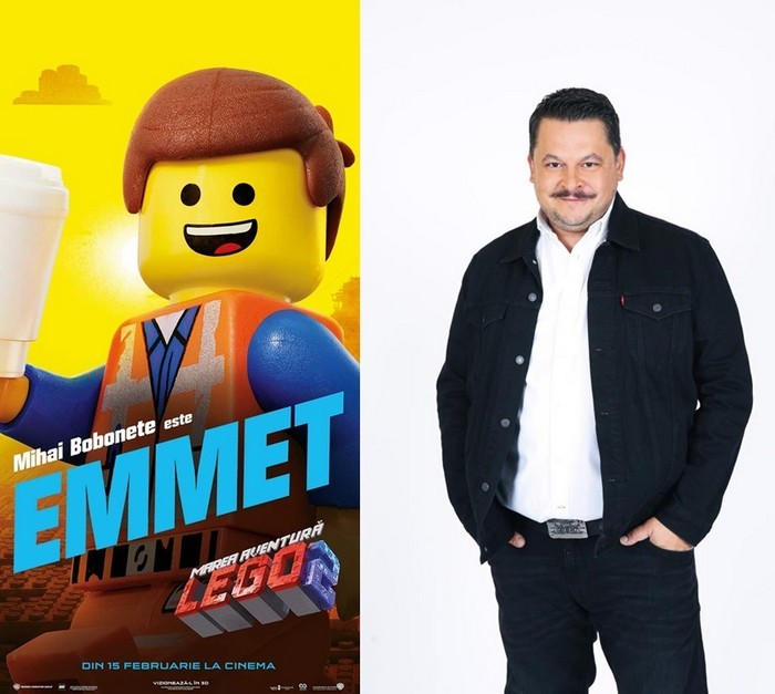 Mihai Bobonete - Emmet