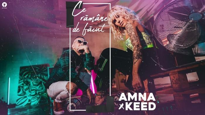 Amna si Keed - Ce ramane de facut