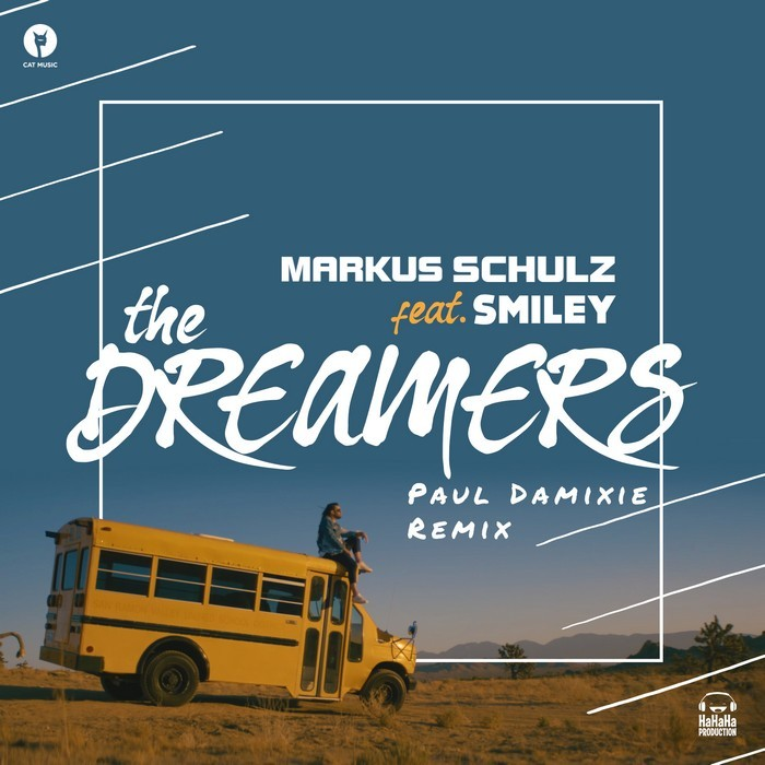 Markus Schulz feat. Smiley - The Dreamers