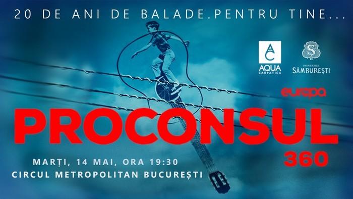 Proconsul - Concert