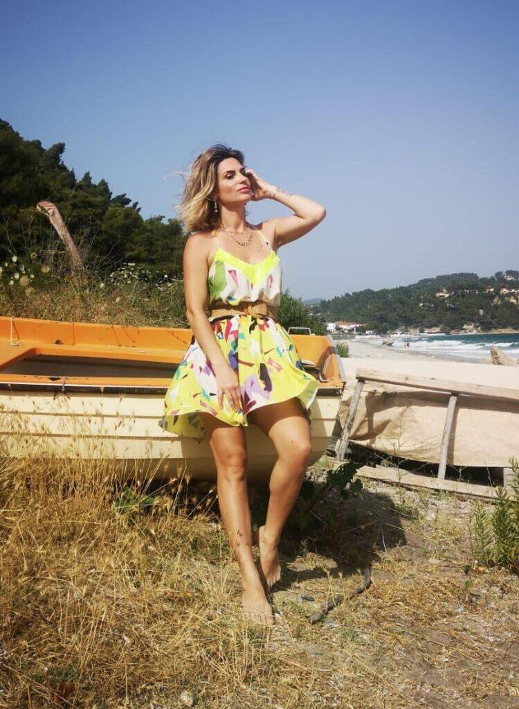elie white a filmat in grecia