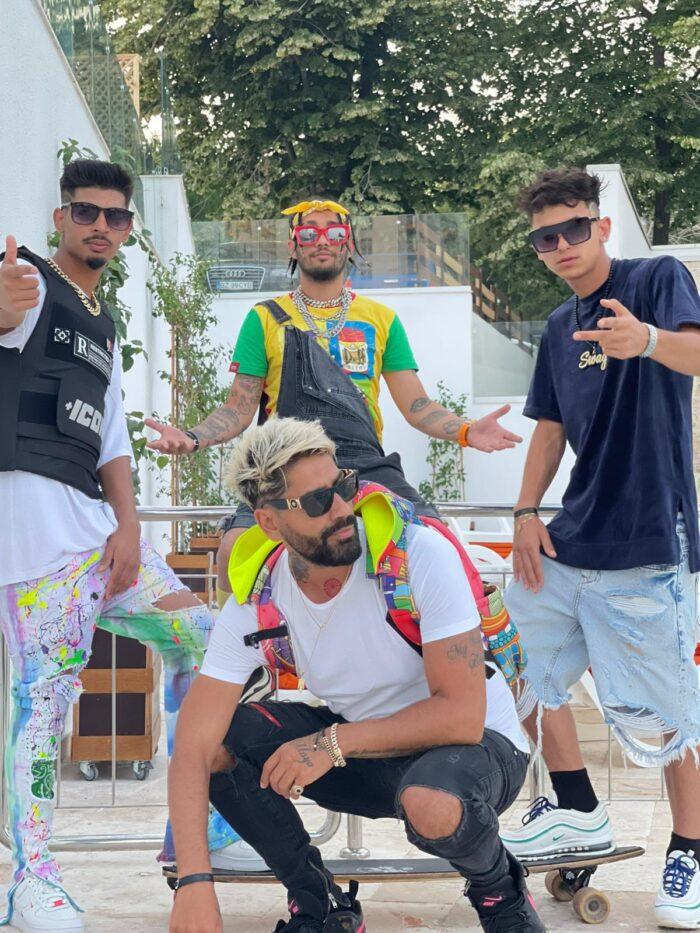 ghetto gang si connect-r